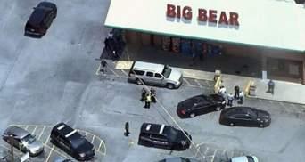 Из-за спора о маске: в США клиент супермаркета выстрелил в кассиршу