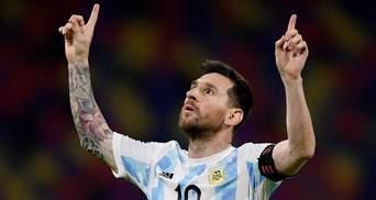 Мессі забив ідеальний гол зі штрафного в матчі з Чилі, Аргентина не змогла перемогти: відео