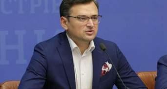 Перед самітом згадки про ПДЧ для України не було в тексті, – Кулеба про декларацію НАТО