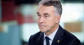 Потрібне політичне розв'язання конфлікту з Росією, – Ауштрявічюс про вступ України в НАТО