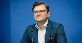 Кулеба розповів, чого Україна чекає від Байдена на зустрічі з Путіним