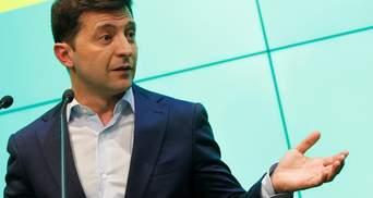 """Зеленский поддерживает проведение IPO """"Нафтогазом"""" и """"Энергоатомом"""""""