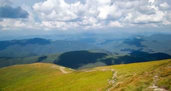 Украинские Карпаты признали одним из лучших горных маршрутов Европы: полный рейтинг