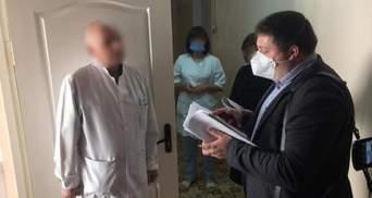 У психоневрологічному інтернаті підпільно торгували вакцинами: відео
