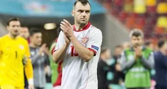 Головна загроза для збірної України у матчі з Північною Македонією: хто такий Горан Пандєв