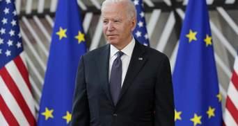 Незыблемая поддержка, – Байден заговорил об Украине после встречи с Путиным
