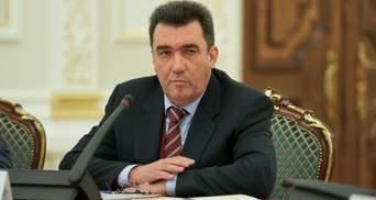 Провокація, – Данілов виключив відкриття в Україні російських супермаркетів