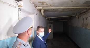 Появились страшные фото из Херсонского СИЗО, где нарушают права заключенных