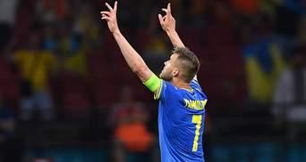 Намагатимемось перемогти, – Ярмоленко про наступний матч Євро-2020 з Північною Македонією