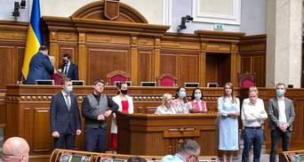 """Нардепи """"Голосу"""" створюють окреме об'єднання: з'явилася офіційна позиція партії"""