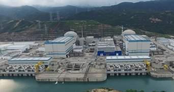 """Китай впервые признал повышение уровня радиации на АЭС """"Тайшань"""""""