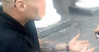 Одесит влаштував стрілянину через сварку з дружиною: фото