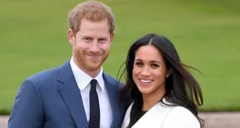 Принц Гарри и Меган Маркл прилетят в Лондон через месяц после рождения дочери, – СМИ