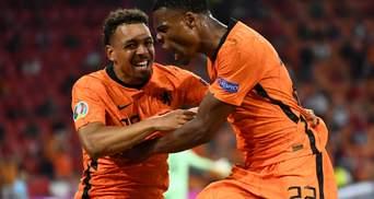 Нидерланды одолели Австрию и повысили шансы Украины на выход в плей-офф: видео