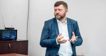 """Мандат на стіл, заява – зал, – Корнієнко сказав, що робити незгодним із керівництвом """"Голосу"""""""