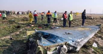 Украина не исключает признаков военного преступления в катастрофе МАУ в Иране