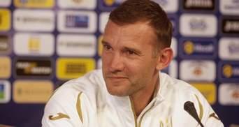 Не футбол: Шевченко зізнався, чим планував займатися після ігрової кар'єри