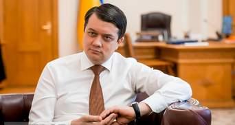 У Разумкова немає жодних шансів виграти президентські вибори, – Потураєв