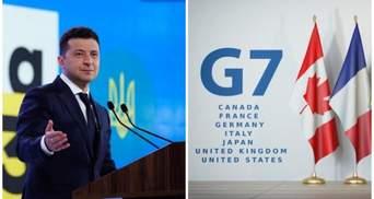 """Послы G7 отправили Зеленскому письмо о судебной реформе и предостерегают от """"провала"""""""
