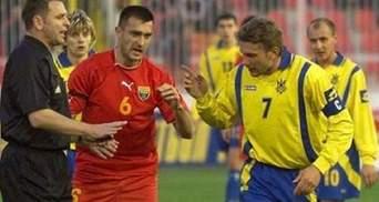 Вибили два зуби: Шевченко може помститись на Євро-2020 за нахабний вчинок македонців у 2004 році
