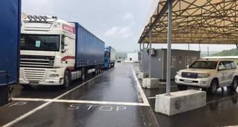 ООН передала для Донбасса 100 тонн гуманитарной помощи: фото