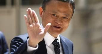 """Миллиардер Джек Ма """"залег на дно"""": чем занимается основатель Alibaba"""