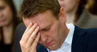 Просто фізично не може не брехати, – Навальний відреагував на заяви Путіна