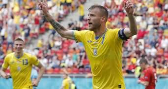 Українці потужно заспівали гімн перед матчем збірної: відео