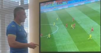 Україна – Північна Македонія: Кличко перегляд футболу поєднав із роботою – відео