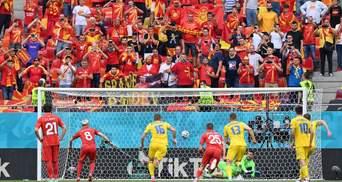 Северная Македония забила в ворота Украины, Бущан потянул пенальти