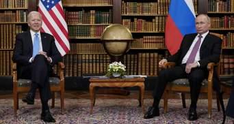 """""""Путін отримав те, чого хотів"""": що буде з питанням України після саміту в Женеві"""