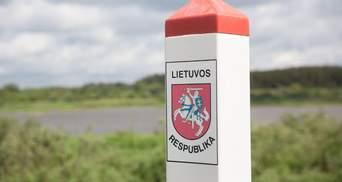 Литва хоче спорудити на кордоні з Білоруссю паркан за 15 мільйонів євро