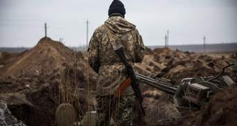 Боевики ранили бойца ВСУ возле Новотошковского