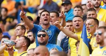 """Обиделись на """"Путин – ху*ло"""": в России призвали УЕФА не пускать украинских фанатов на матчи"""