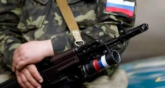 На днях оккупанты на Донбассе отметили серьезные потери