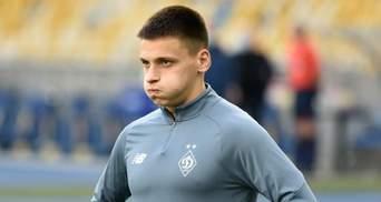 Днепр-1 подпишет известного нападающего Динамо