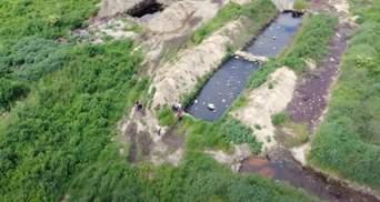 Загрожувала катастрофа: на Вінниччині ділки роками закопували токсичні відходи