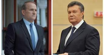 Во время Революции Достоинства Медведчук звонил Януковичу 54 раза, – Лещенко