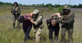 Брали зброю та спецтехніку: волинські прикордонники провели навання із силовиками