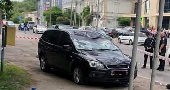У Луцьку на переході авто збило батька з синами: 9-річний хлопчик помер