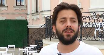 Победитель Евровидения-2017 Сальвадор Собрал спел на украинском: видео с концерта в Киеве