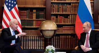 Какое у Вас осталось послевкусие от встречи Байдена и Путина: опрос