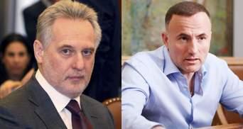 Будет максимальный список ограничений, – Данилюк о санкциях против Фирташа и Фукса