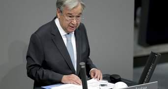 Госдеп приветствовал назначение Гуттереша на второй срок во главе ООН – Голос Америки