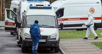 Росія приховує десятки тисяч смертей від коронавірусу, – ЗМІ
