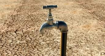 Обильные осадки не спасут: ученые говорят, что Крым может остаться без питьевой воды