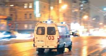 У Києві авто збило блогерку: вона одразу записала відео для інстаграму
