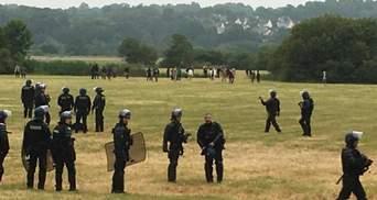 У Франції поліція розігнала рейв-вечірку: один учасник залишився без руки
