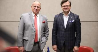 """Украина и Польша договорились совместно противодействовать """"Северному потоку-2"""""""