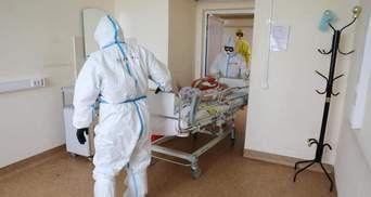 В Украине за сутки заразились коронавирусом 479 человек